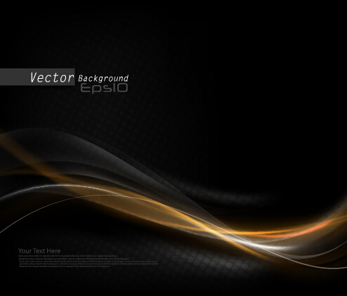 494x421 Black Dynamic Wave Vector Background Free Download