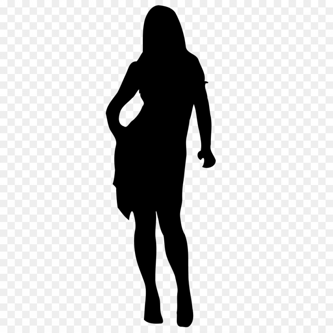 1080x1080 Png Woman Silhouette Clip Art Woman Vector Shopatcloth
