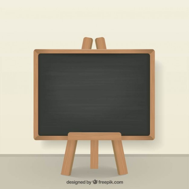 626x626 Blackboard Vector Free Download