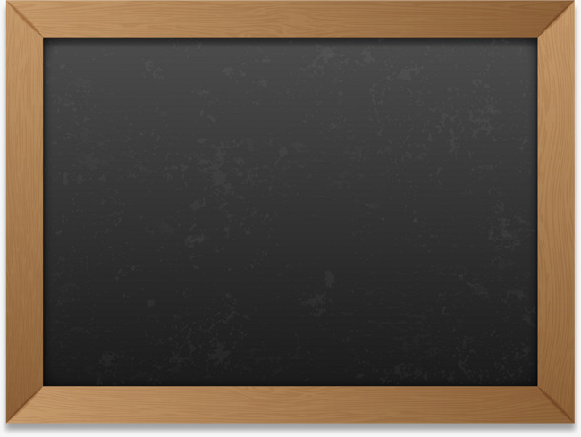650x489 Vector Wood Blackboard, Wood Vector, Blackboard Vector, Wooden