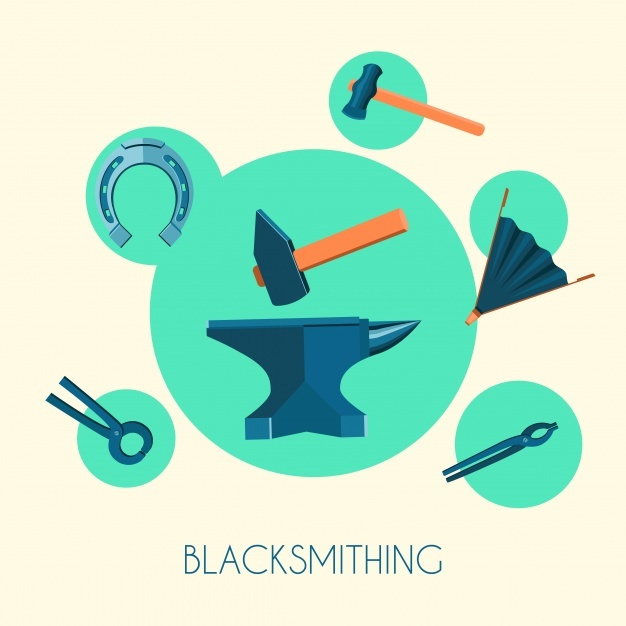 626x626 Blacksmith Vectors, Photos And Psd Files Free Download