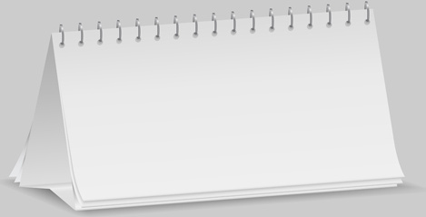 469x239 Blank Calendar Month Free Vector Download (3,604 Free Vector) For