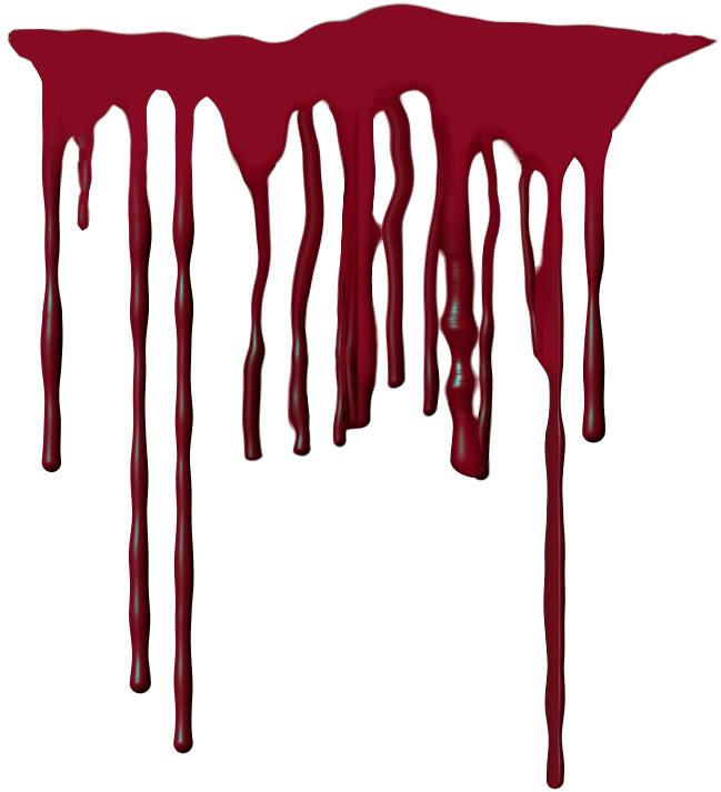 Blood Drip Vector