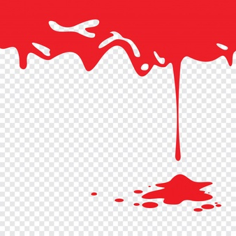338x338 Collection Of Free Dript Clipart Red Blood. Download On Ubisafe