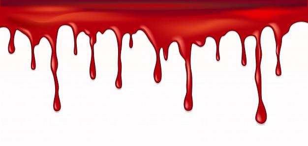 626x297 Dripping Blood Vector Design Vector Premium Download