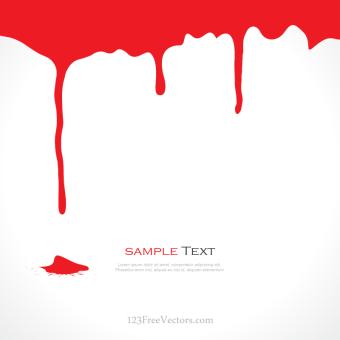 340x340 Free Vector Blood Splatter Illustrator 123freevectors