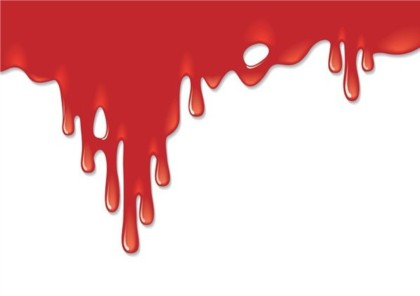 420x296 Blood Drop Background Vector Free Download
