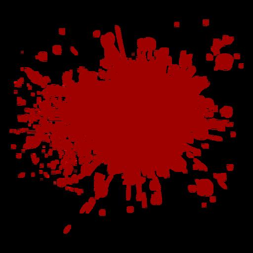 512x512 Blood Splatter Icon