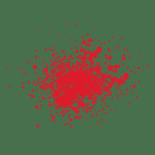 512x512 Grunge Blood Splatter