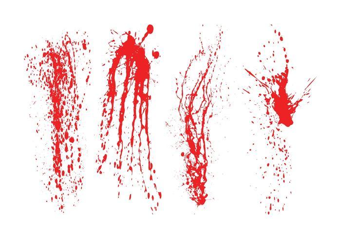700x490 Splattered Blood Graphics