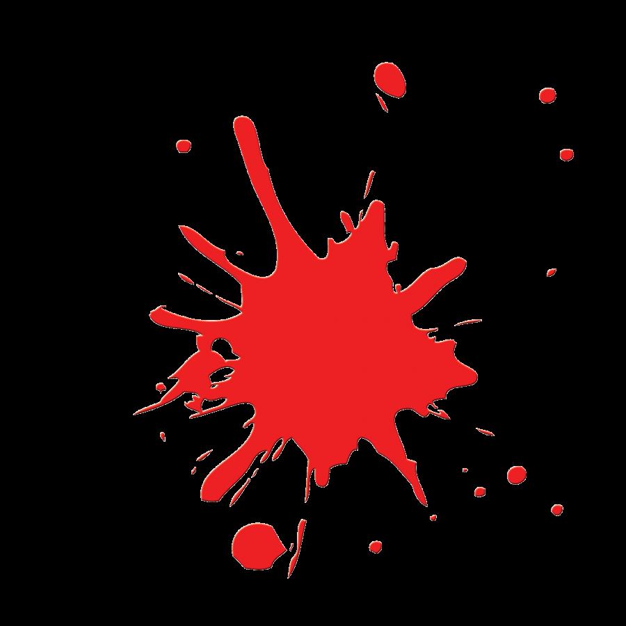 900x900 Blood Splash Png Transparent Background Image Download Png