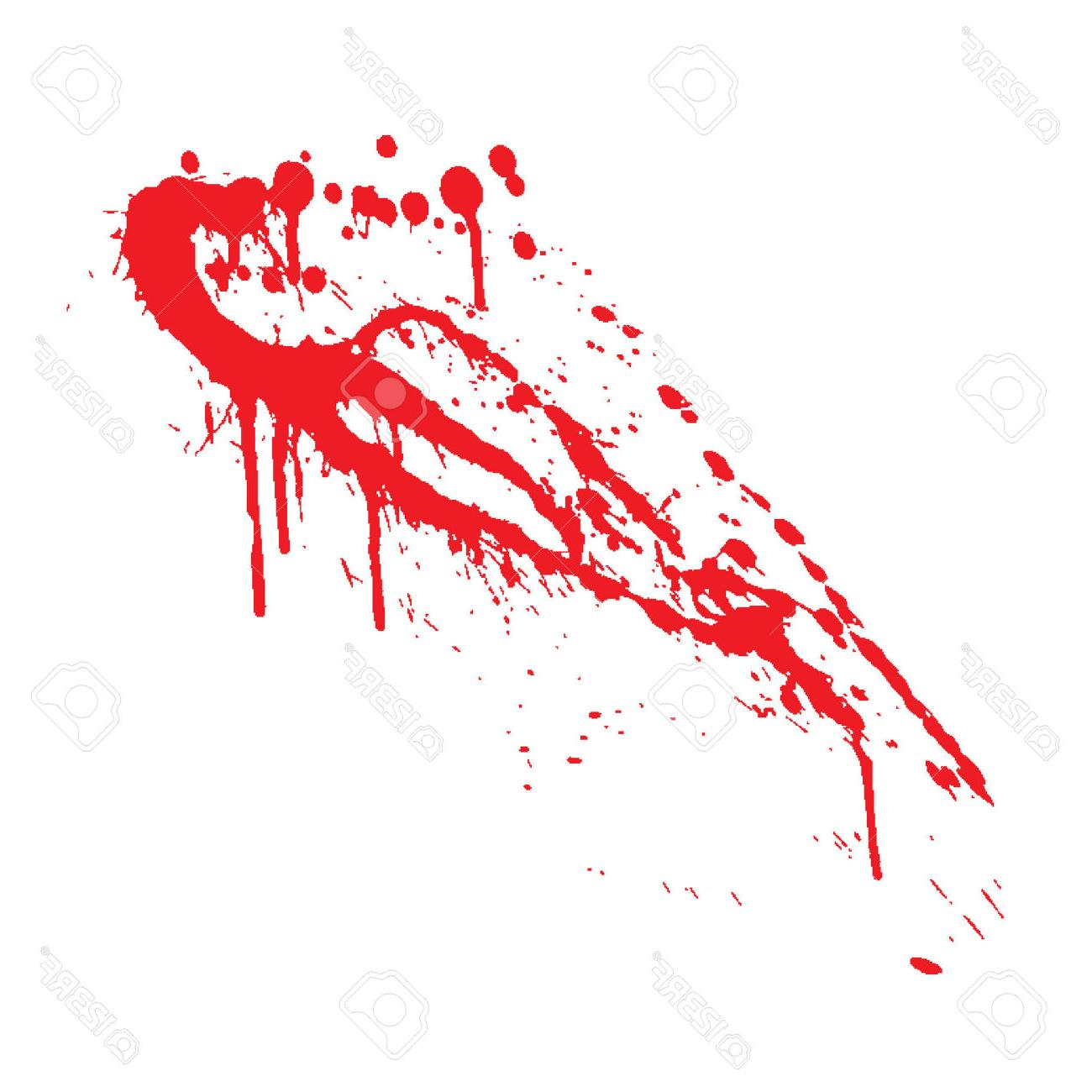 1300x1300 Collection Of Drawing Of Blood Splatter High Quality, Free