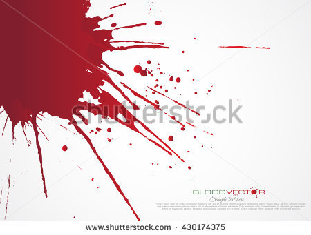 Blood Splatter Vector at GetDrawings com | Free for personal