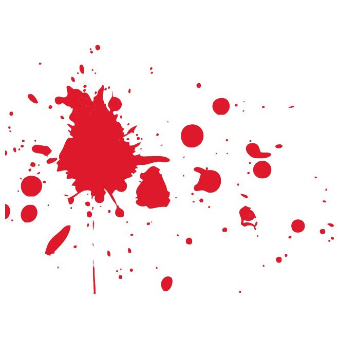 660x660 Blood Splatter Clipart Picturesque Blood Splatter Vector Free