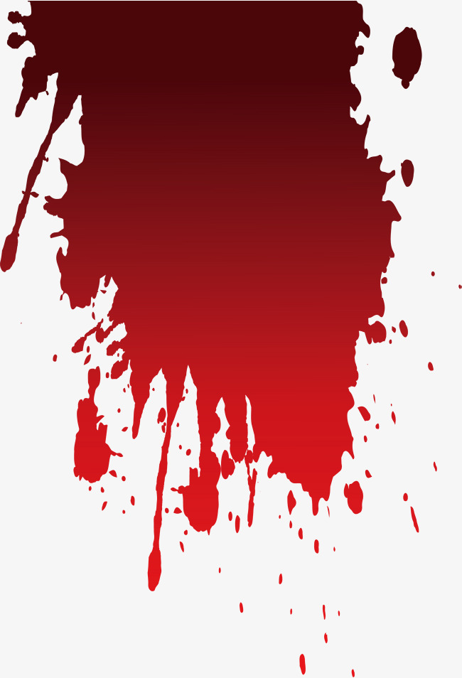 650x954 Flowing Blood, Vector Png, Blood, Red Liquid Png And Vector For