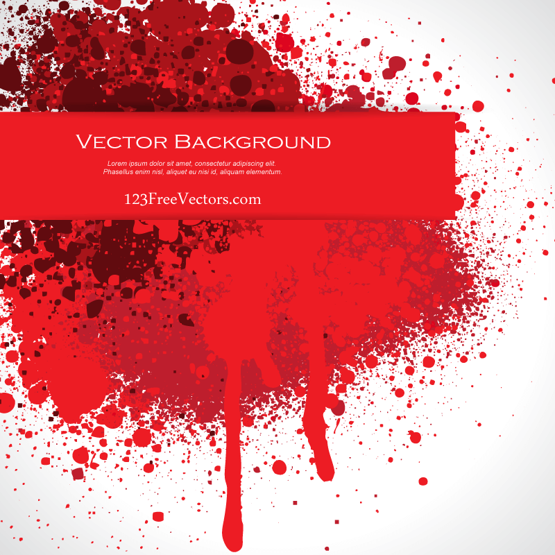 800x800 Blood Splatter 001 By Yolkumviantart Free Vector File Blood
