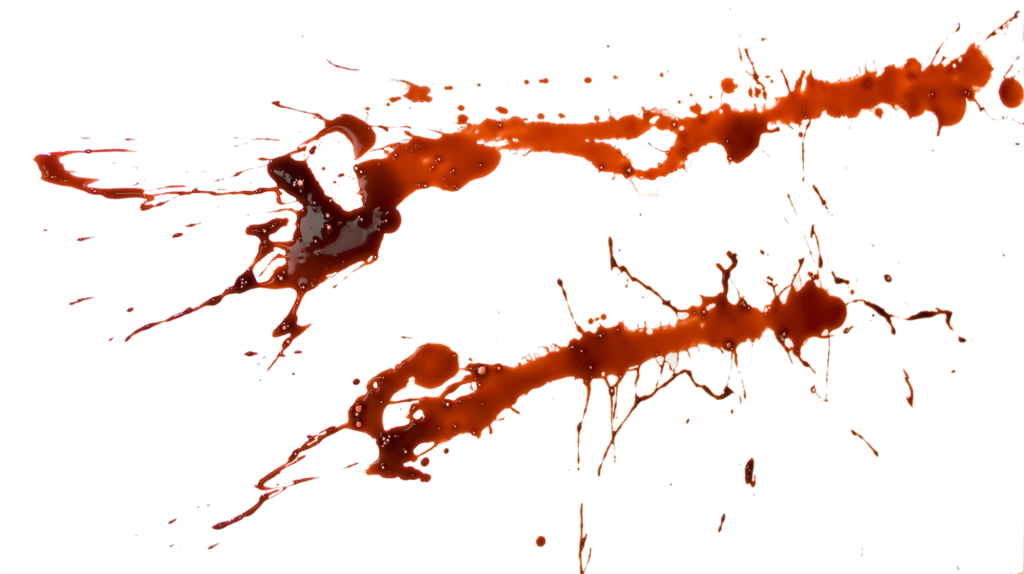 1024x574 Realistic Drops Of Blood Free Png And Clipart