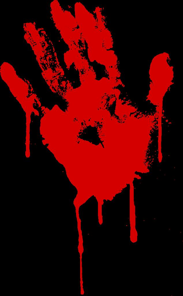 635x1024 19 Handprint Svg Bloody Huge Freebie! Download For Powerpoint