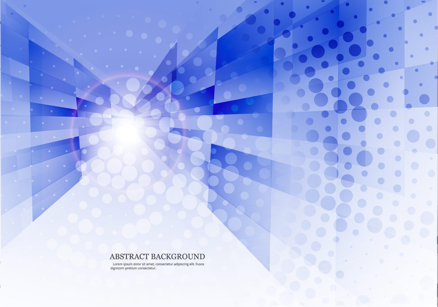 1400x980 Blue Abstract Background Free Vector Art
