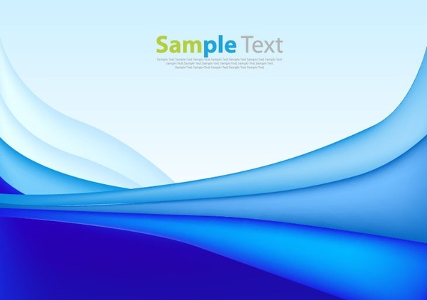 600x422 Blue Abstract Background Vector Background Art Free Vector In