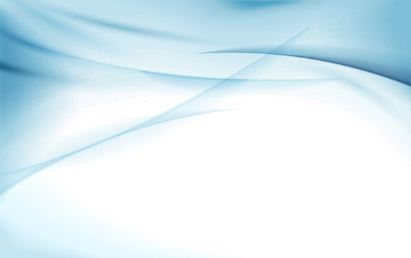 600x377 Light Blue Wavy Abstract Background Vector 01 Free Download