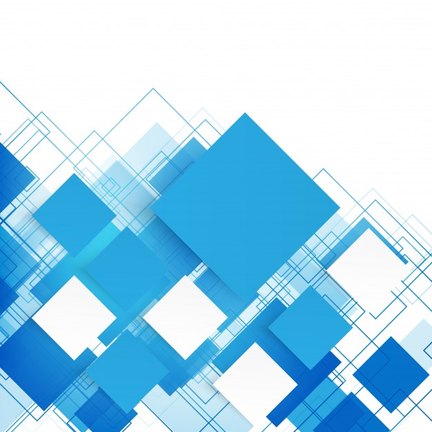 626x626 Vector Blue Squares. Abstract Background. Vector Free Download