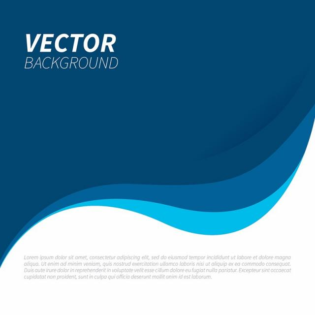 640x640 Abstract Blue Background, Abstract Vector, Blue Vector, Blue Png