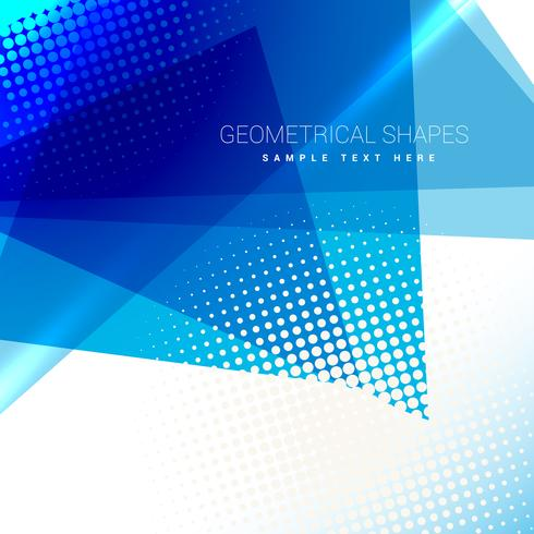 490x490 Blue Abstract Background Free Vector Art