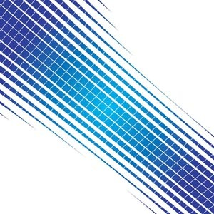 300x300 Blue Abstract Vector Design Element