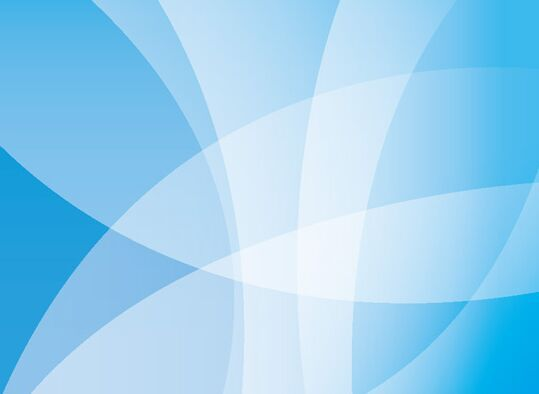 539x394 Free Blue Abstract Vector Background
