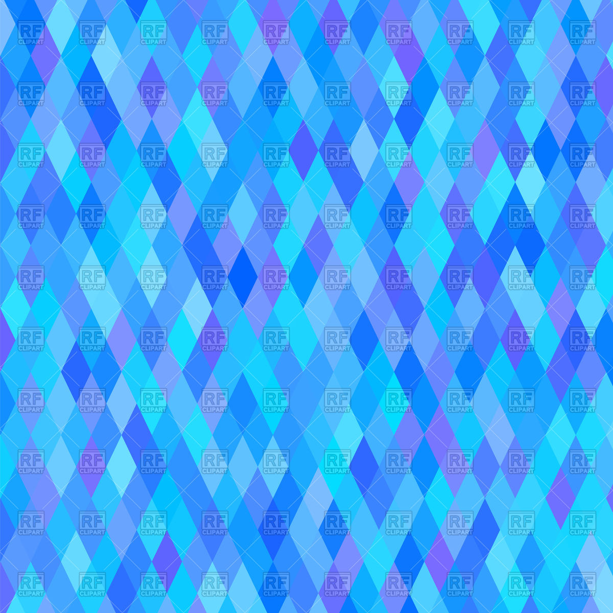 1200x1200 Abstract Geometric Light Blue Background Vector Image Vector
