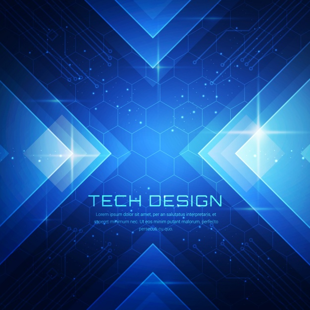 626x626 Blue Background Vector Free Download