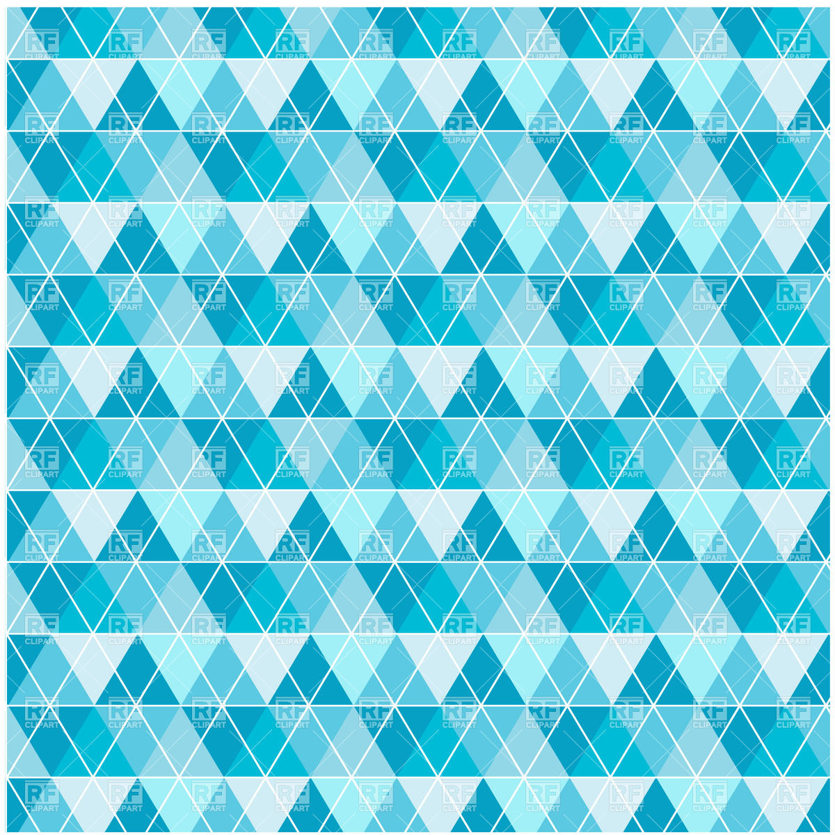 1200x1200 Geometric Blue Background Vector Image Vector Artwork Of