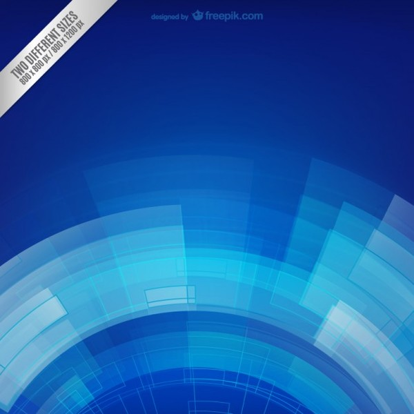 Blue Background Vector Free Download