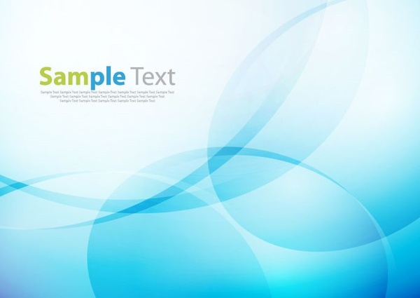 600x425 Abstract Design Blue Background Vector Illustration Art Free