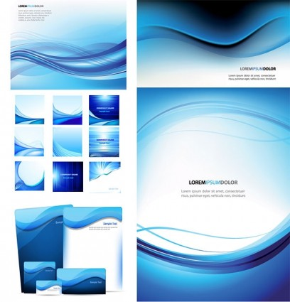 408x425 Dynamic Lines Of The Background Vector Vector Free Vector