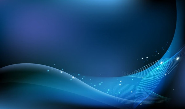 600x355 Free Abstract Blue Background Vector Graphic Free Vector In