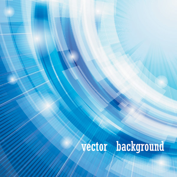 600x600 Sense Of A Blue Background Vector Technology Free Vector 4vector