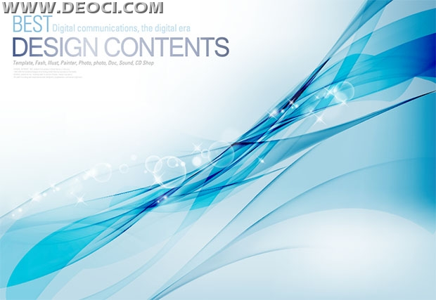 620x427 Vector Blue Background Abstract Art Ai Download
