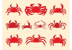 285x200 Blue Crab Free Vector Graphic Art Free Download (Found 11,955