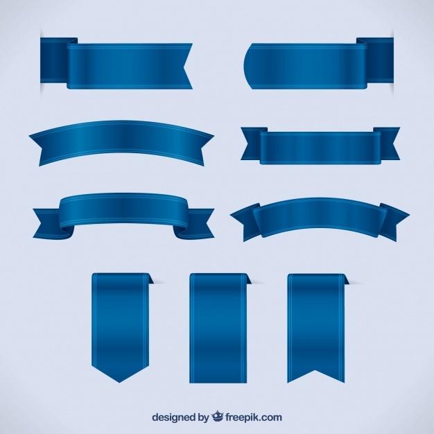 626x626 Blue Ribbon Vectors, Photos And Psd Files Free Download