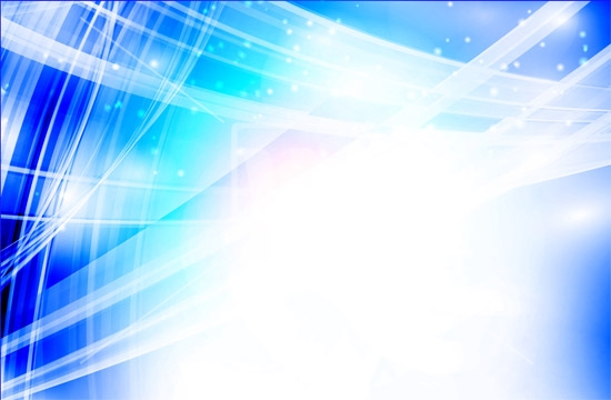 550x360 Cool Blue Vector Background