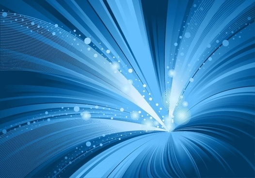 526x368 Abstract Blue Background Free Vector Download (52,531 Free Vector