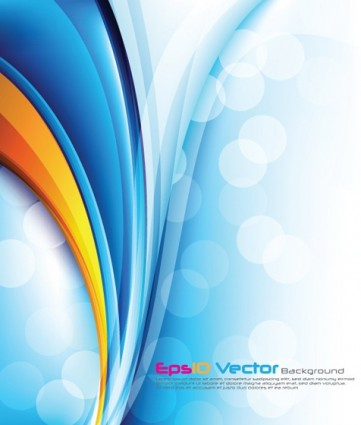 361x425 Abstract Blue Vector Background Vector Free Vector Download In