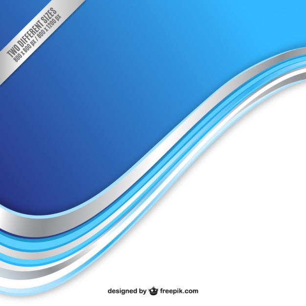 626x626 Blue Wave Background Vector Free Download
