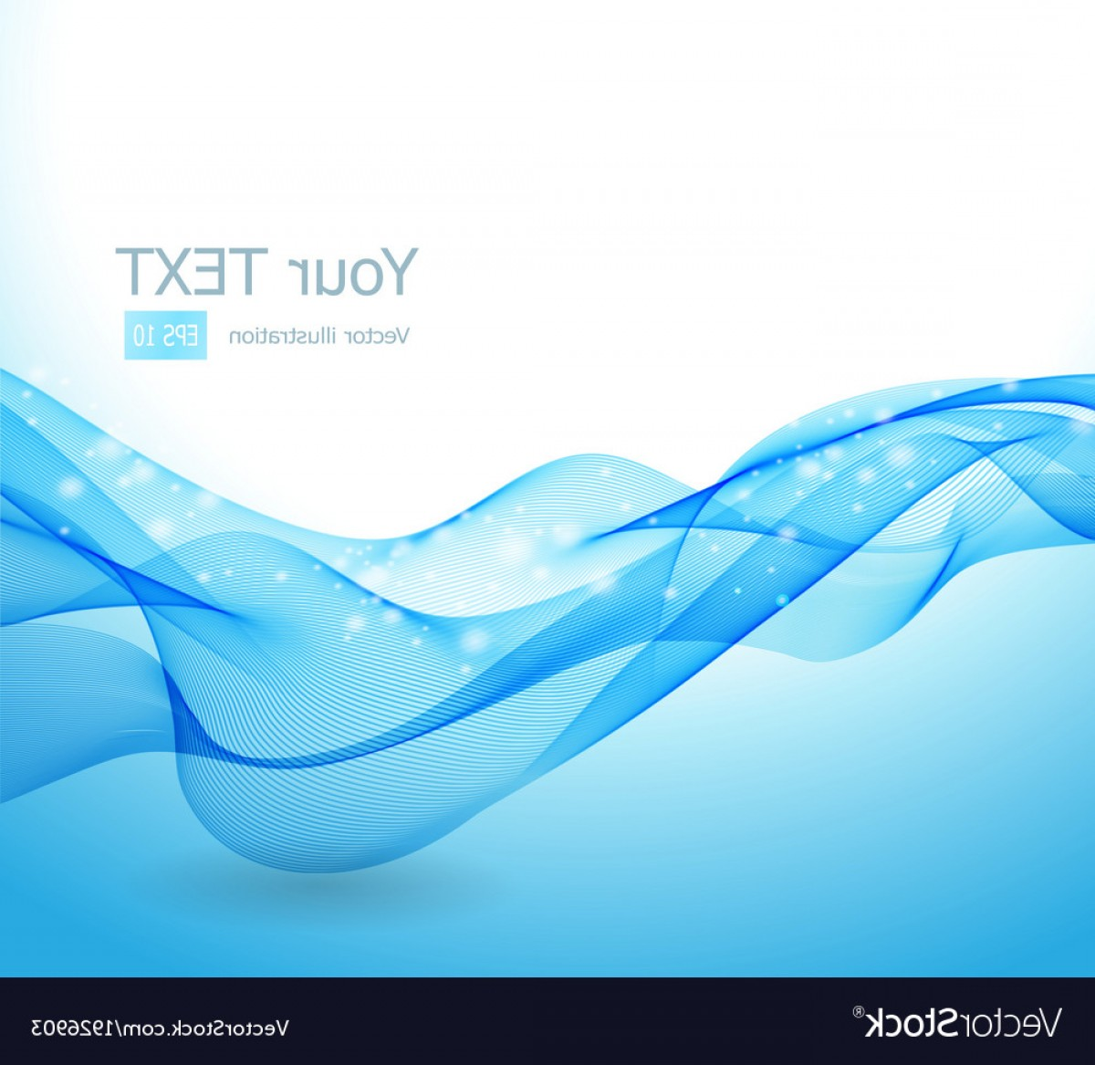 1200x1167 Abstract Background With Blue Wave Vector Shopatcloth