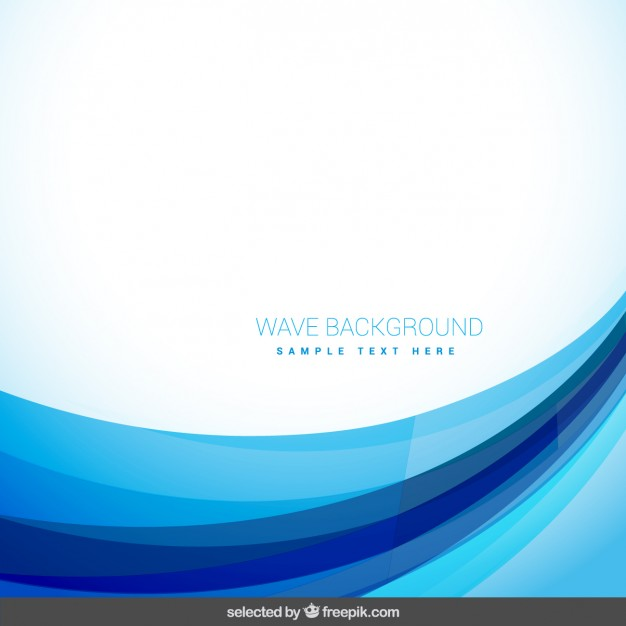 626x626 Abstract Background With Blue Wave Vector Free Download