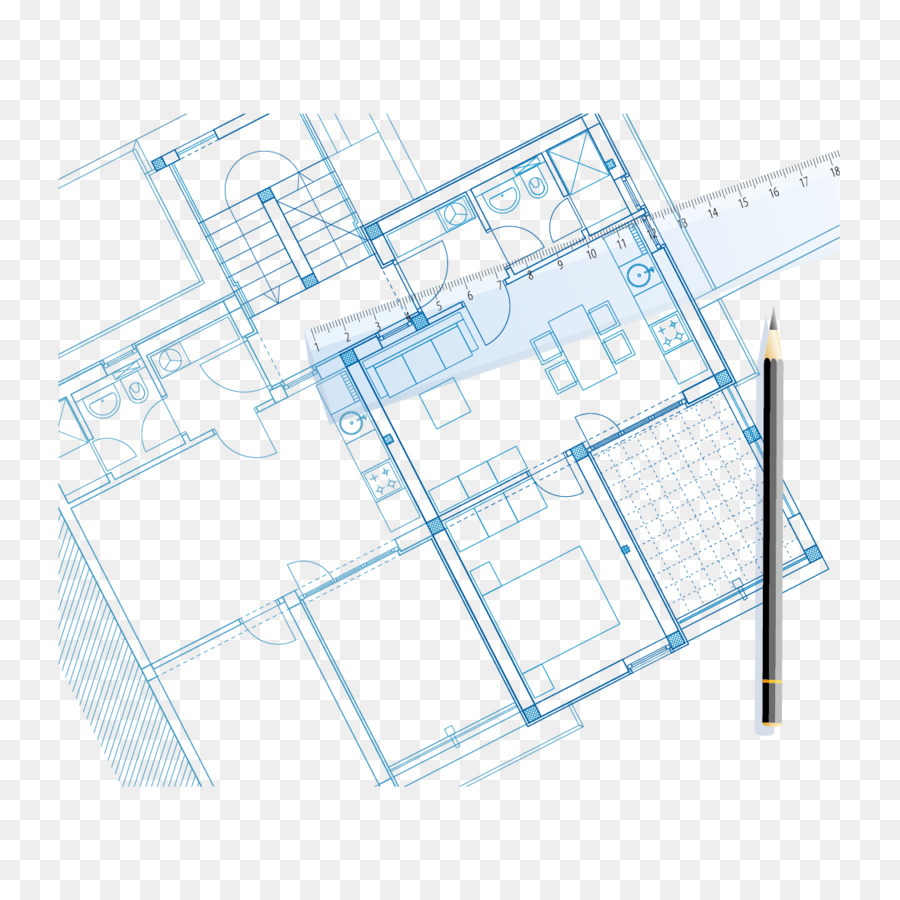 900x900 Blueprint Drawing Architecture Facade