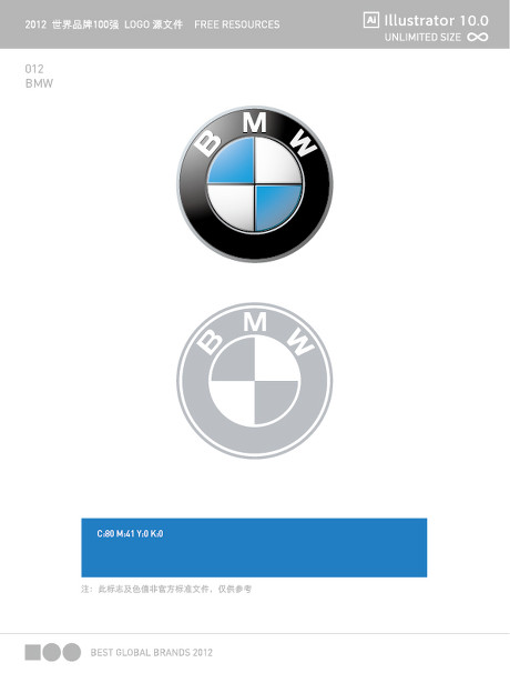 460x624 Bmw Logo Vector Free Download Psd Files