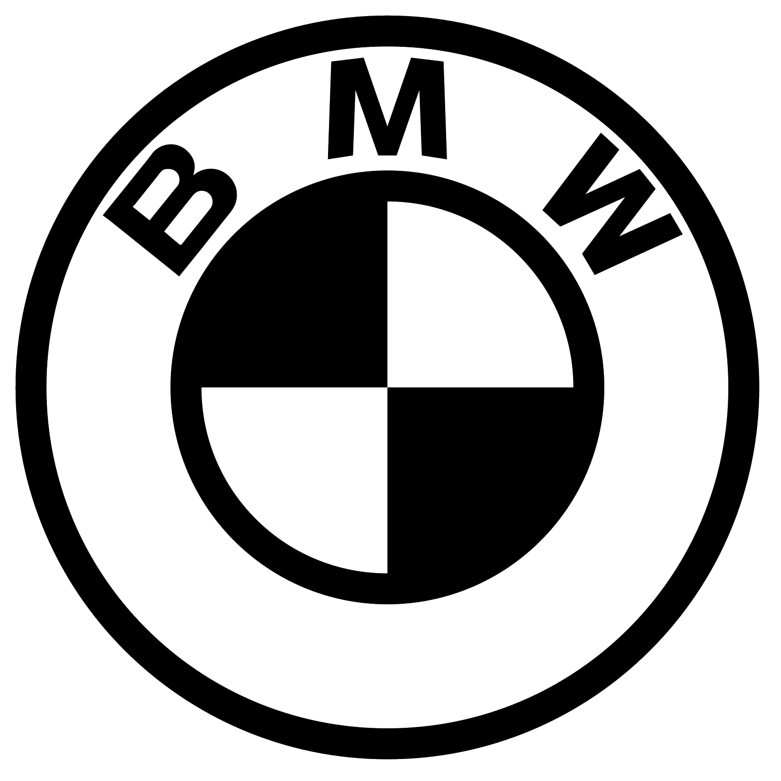 1600x1600 Bmw Icon